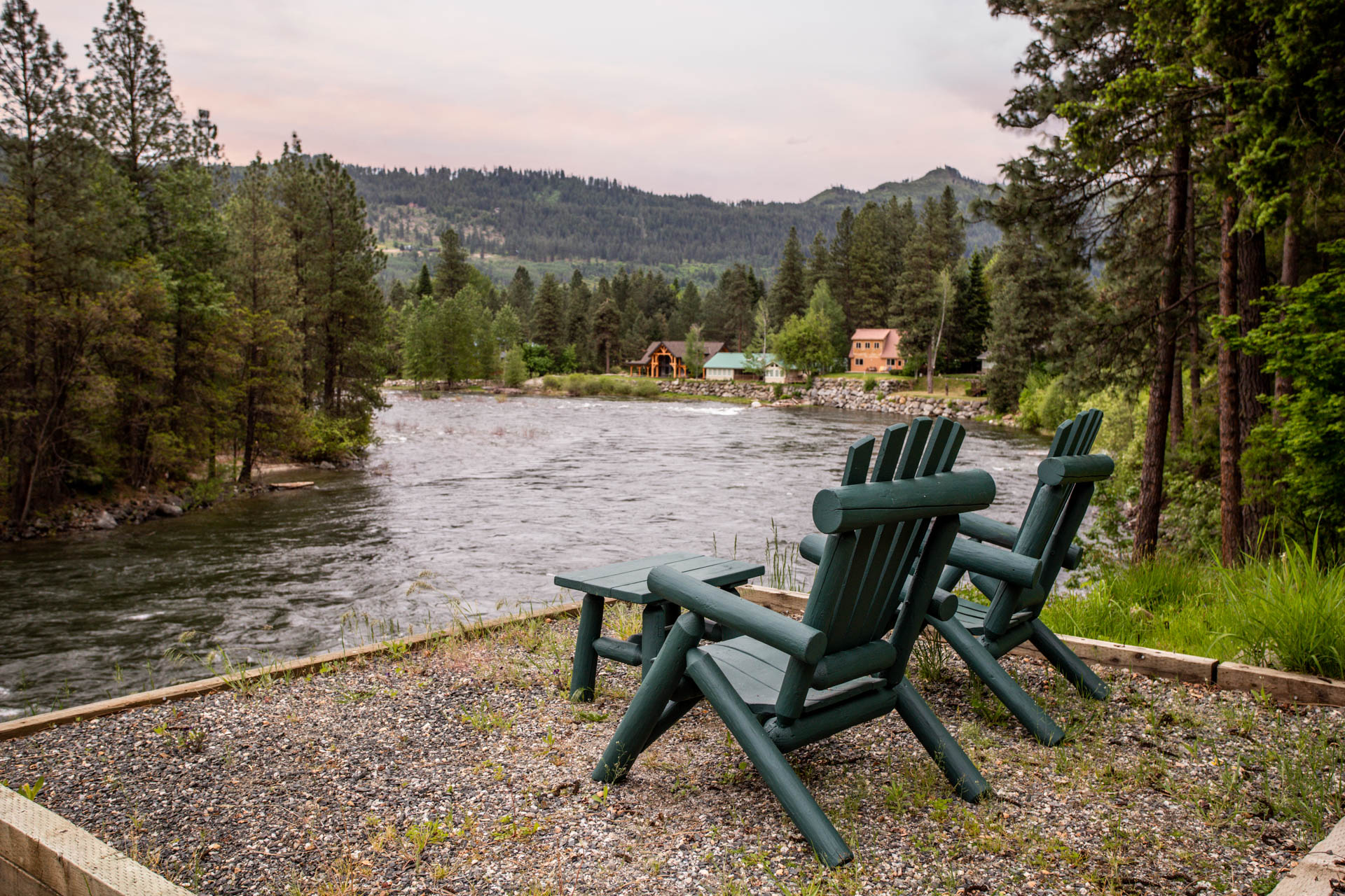 leavenworth vacation rental suites river view