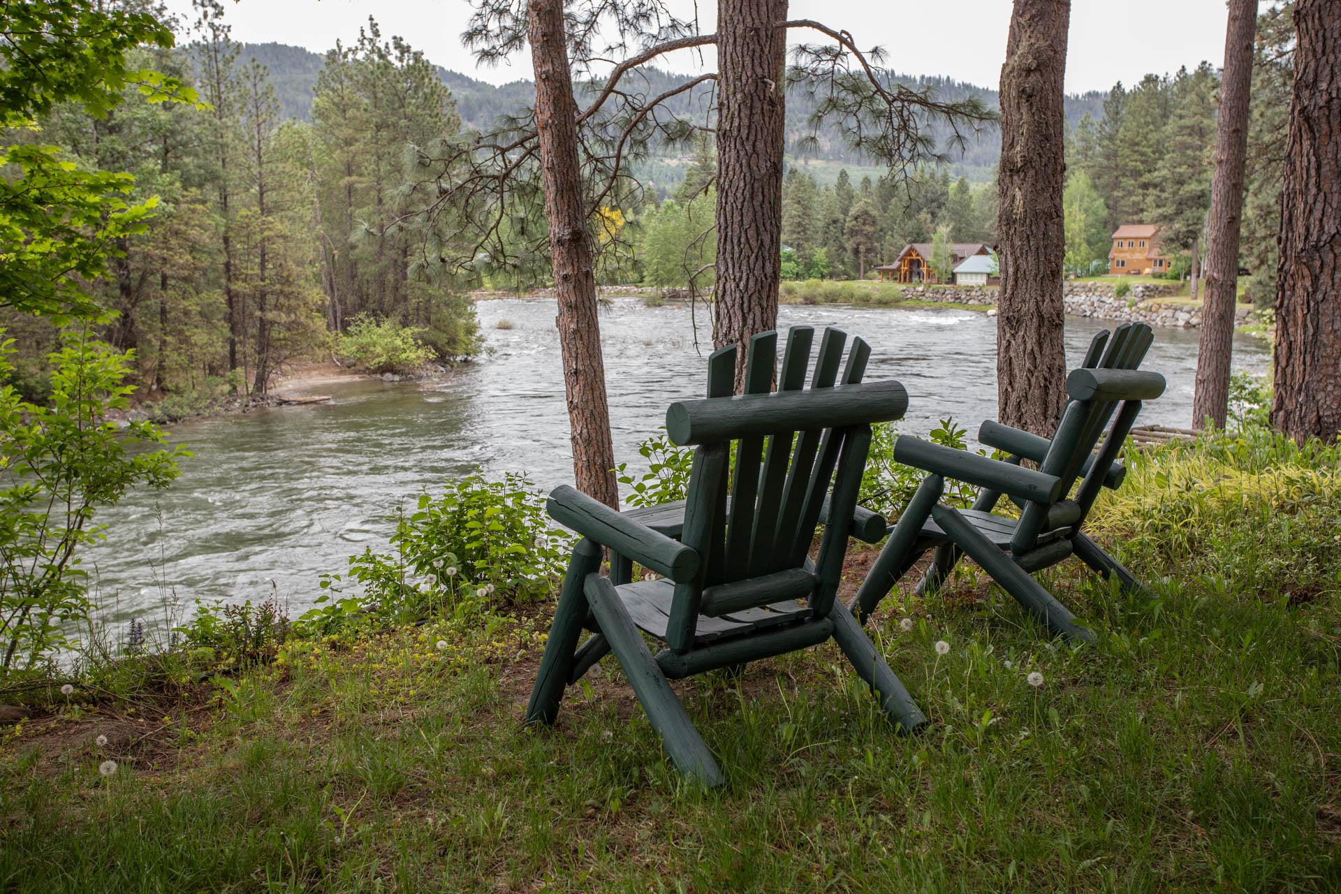 leavenworth vacation rental suites river view