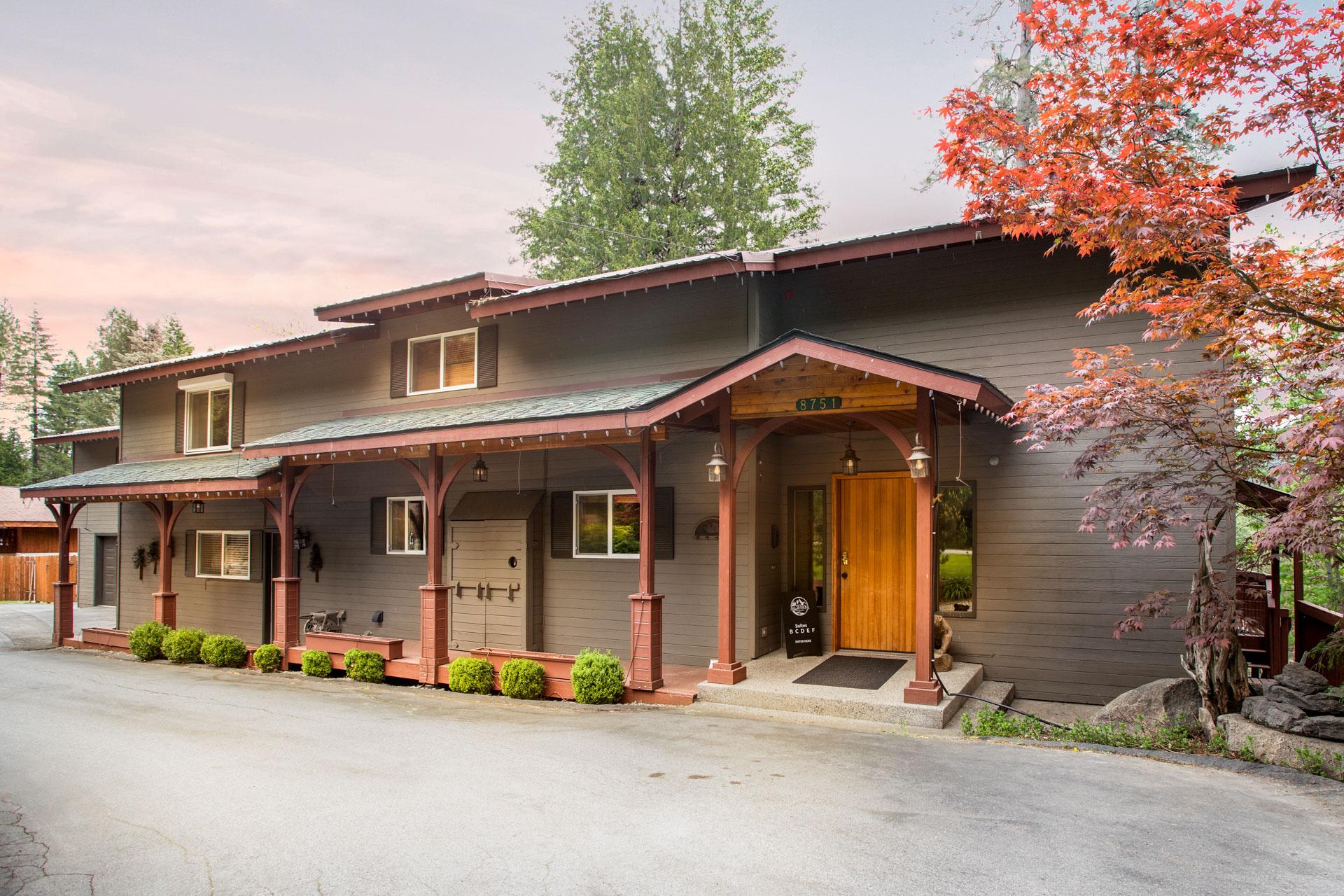 leavenworth vacation rental - all seasons river inn