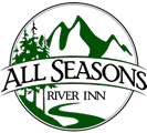 Leavenworth All Seasons River Inn Logo